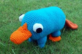 s cookie jar perry the platypus hats