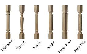 wood legs for kitchen island cabinet columns kitchen island posts furniture legs western