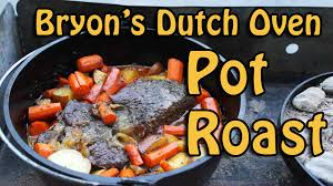 bryon u0027s dutch oven pot roast youtube