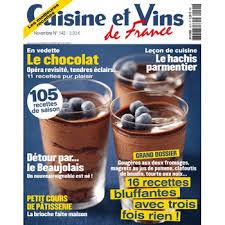 cuisine vins cuisine et vins de n 142