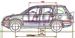 honda crv interior dimensions honda crv cargo space dimensions honda cr v interior dimensions