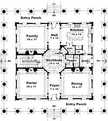 revival home plans revival style house plans 4500 square home 2