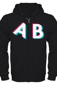 ab zip up hoodie hoodie andrew bravener hoodies official