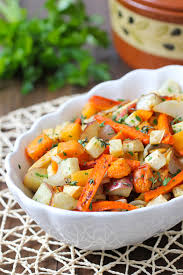 Root Vegetables Roasted - roasted root vegetables olga u0027s flavor factory