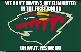 Minnesota Memes - minnesota wild logo imgflip