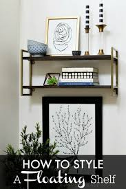 444876 best diy home decor images on pinterest funky junk diy how to style a floating shelf