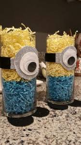 minions centerpieces minions centerpiece stuff i made minion