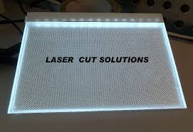light guide plate suppliers light guide plate manufacturer in new delhi delhi india by laser cut