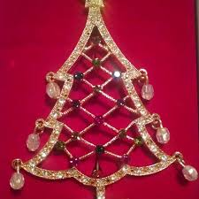 best 2005 avon collectible christmas tree pin for sale in menifee