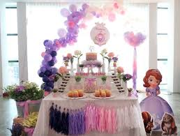 kara u0027s party ideas floral sofia the first birthday party kara u0027s