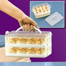 deviled egg holder 3 pc stacking egg holder can hold up to 40 eggs innovative