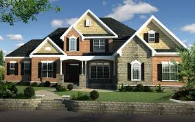 Floor Plans With 3 Car Garage New Home Floor Plans For Varying Lifestyles