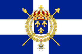 History Of The French Flag File Naval Flag Of The Kingdom Of France Civil Ensign Svg