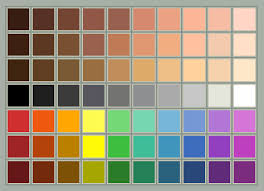 color swatches coh skin color swatch by thebluecanary on deviantart