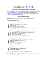 Secretarial Resume Template Cover Letter Objective For Secretary Resume Objective For