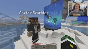 captainsparklez house in real life rematch minecraft earth to echo speed run w syndicate u0026 captain