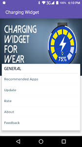 wear charging widget android wear free paid by vishalbodkhe