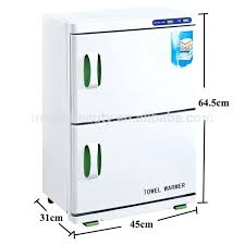 towel warmer cabinet wholesale charming towel warmer cabinet china beauty salon towel sterilizer