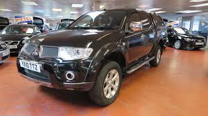 mitsubishi warrior 2010 used mitsubishi l200 2010 for sale motors co uk