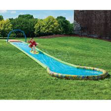 cool backyard water slides home outdoor decoration