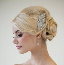 hair brooch wedding hair brooch ideas
