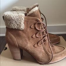 ugg shoes australia brown boots poshmark 24 ugg shoes brand ugg australia lace up boots sz 10
