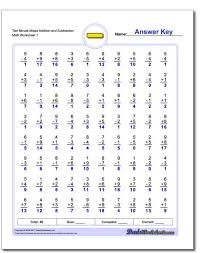 addition and subtraction printable worksheets kelpies for gr koogra