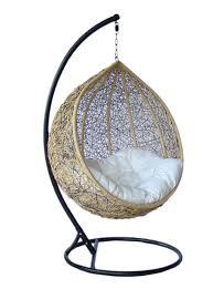 Outdoor Wicker Egg Chair Outdoor Wicker Swing Chair Y003ab