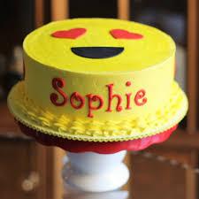 heart eyes emoji birthday cake yes please cakes cupcakes and