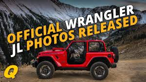 jeep pathkiller first official wrangler jl photos released at sema 2017 youtube