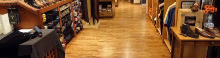 commercial hardwood floor refinishing install svb wood floors