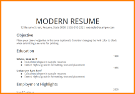 Example Of Objective Resume by Homey Idea Career Objective For Resume 6 Sample Objectives