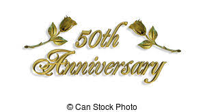 fiftieth anniversary 50th illustrations and clip 633 50th royalty free