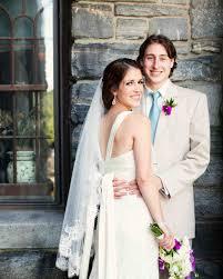 a pale blue and brown tent wedding in vermont martha stewart