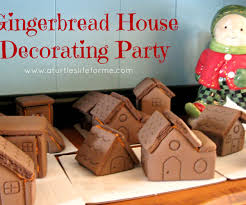 Gingerbread House Decoration Piquant Pin This Gingerbread House Decorating Party Giggles Galore