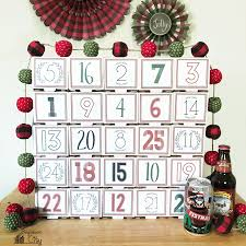 advent calendar diy advent calendar bugaboocity