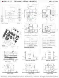 villa savoye floor plan villa savoye le corbusier autocad drawings download download these