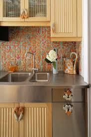 Colorful Tile Backsplash by 102 Best Lighting For The Kitchen Images On Pinterest Home