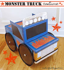 chico monster truck show minidiy monster truck halloween costume c r a f t y