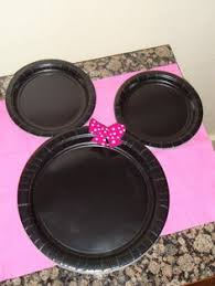 bridal shower plate to sign mickey and minnie bridal shower gifts yard stakes and signs