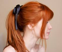 ribbon ponytail 15 ponytail hairstyles you can try to change your look be