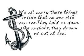 anchor tattoos with quotes search tattoos