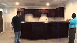atlanta basement remodeling custom bar in basement refinishing