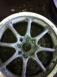 2 color wheel powder coating