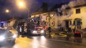 Feuerwehr Bad Kreuznach Wohnungsbrand Bad Kreuznach Youtube