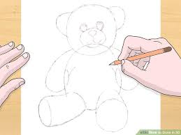 draw 3d 5 steps pictures wikihow