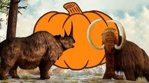 mastodons mammoths gave lives