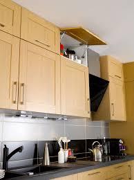placard haut cuisine cuisine meuble cuisine jusqu au plafond conception de maison meuble