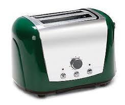 Sainsbury Toaster Green Toaster Ebay