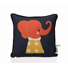 decor charming elephant pillow for living room accessories ideas